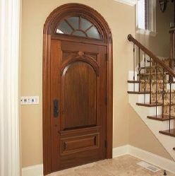 Single Doors W Transom Heartwood Fine Windows And Doors